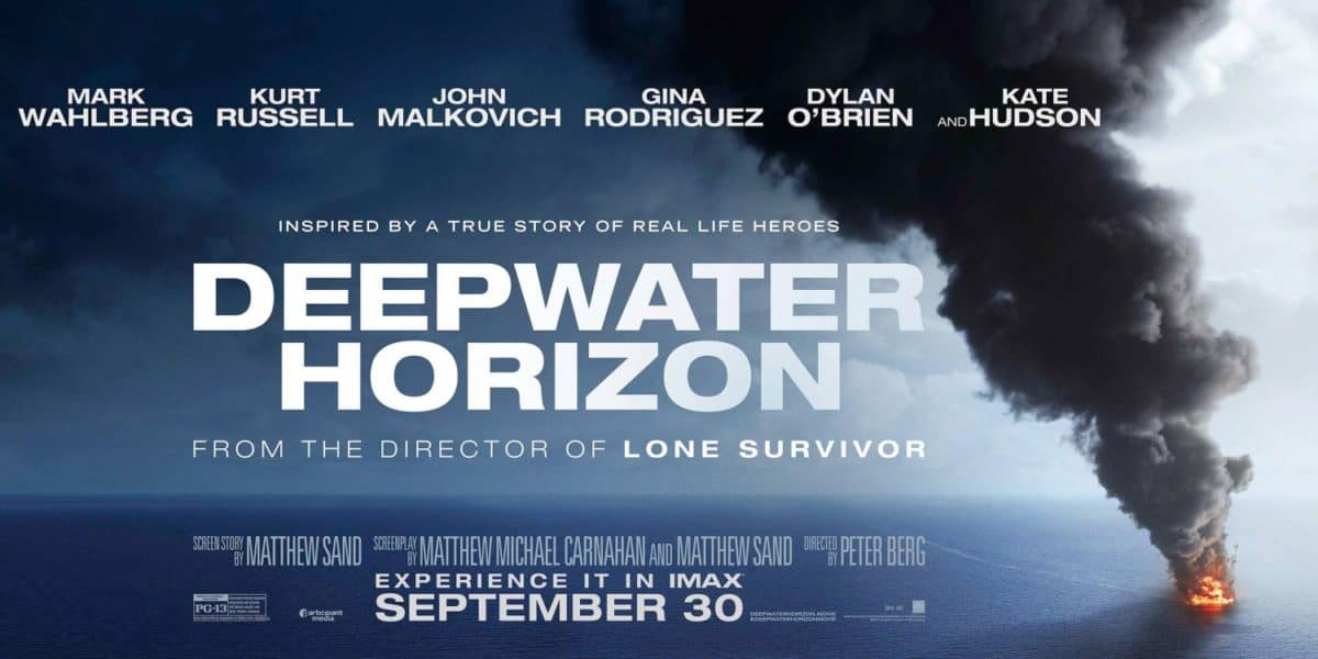 Deepwater Horizon (2016) Hollywood Movie
