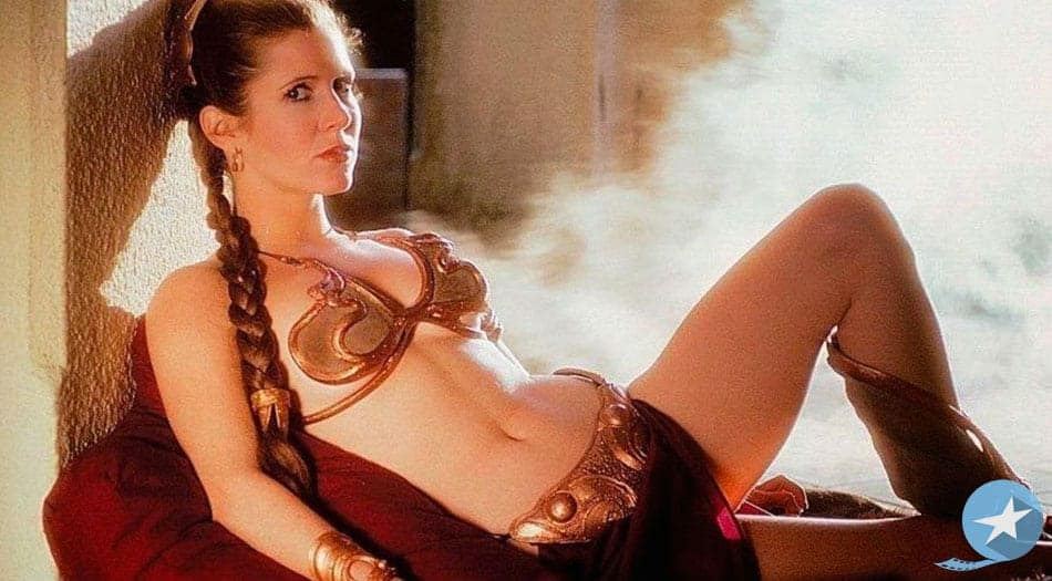 Princess Leia Top 80s Movies