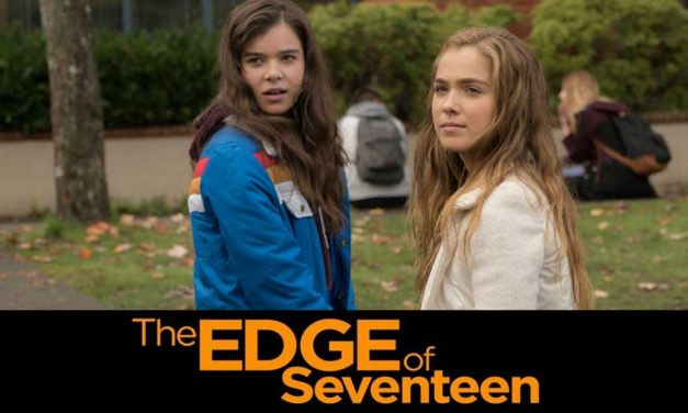 The Edge of Seventeen Interview with actress Haley Lu Richardson