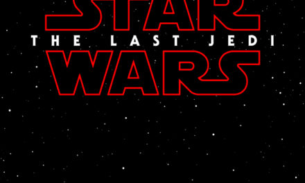 "To hold you until December… 'STAR WARS: THE LAST JEDI NEW"" NEW TRAILER' POSTER Available!!"