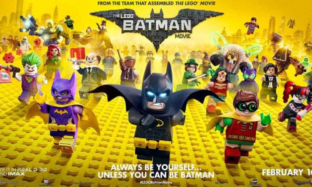 The Lego Batman Movie Advance Screening