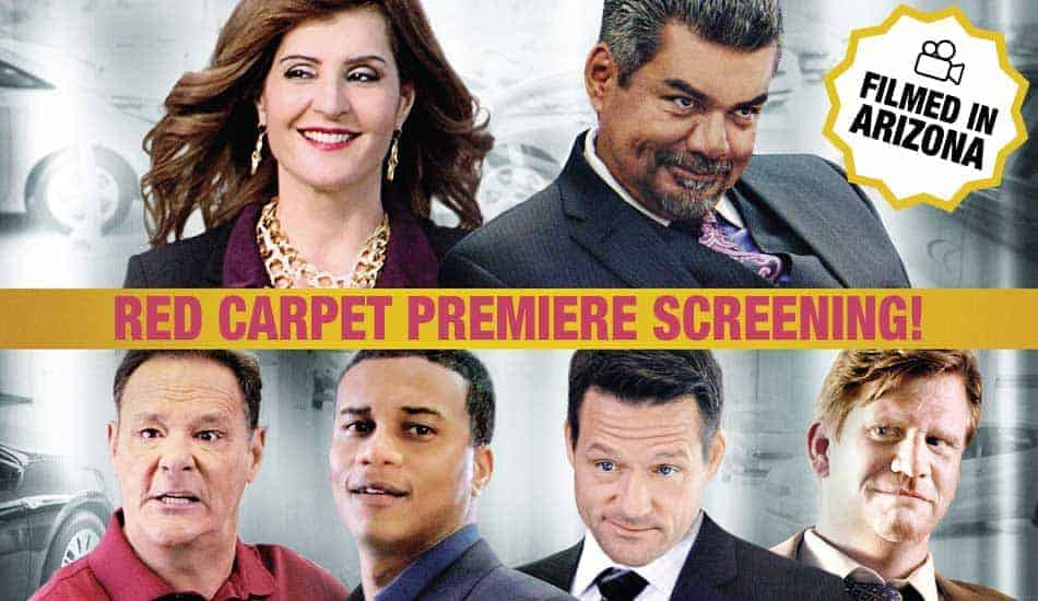 Car Dogs Premiere Red Carpet Advance Movie Screening