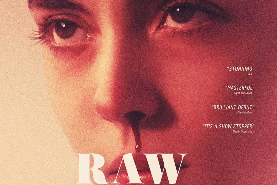 Raw Advance Movie Screening