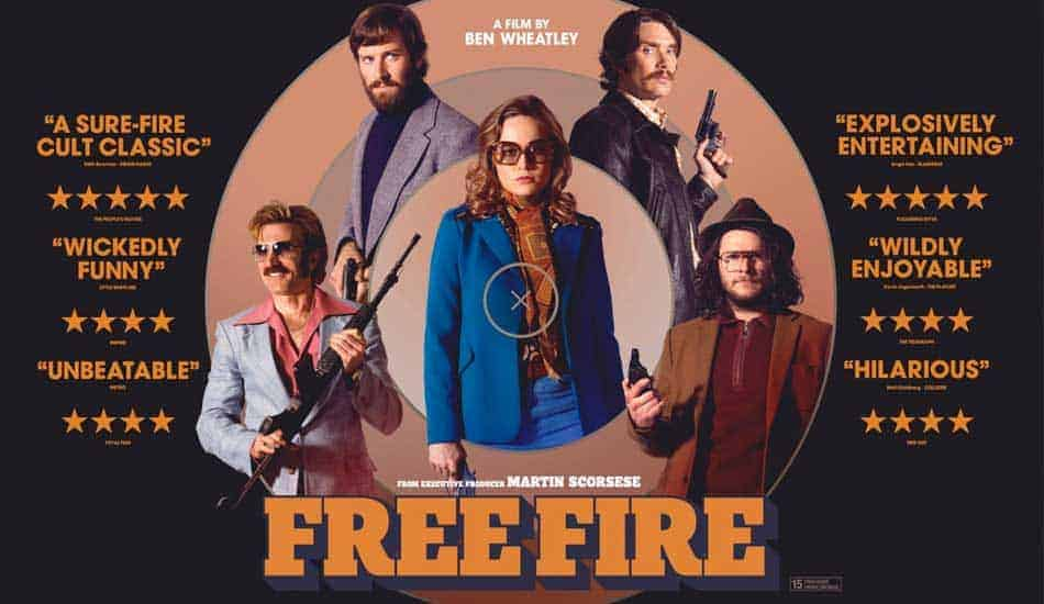 Free Fire Movie Review