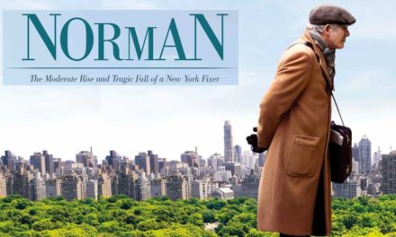 Norman: The Moderate Rise and Tragic Fall of a New York Fixer Movie Review