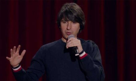 "Demetri Martin to appear at the PFF with his film ""Dean"""