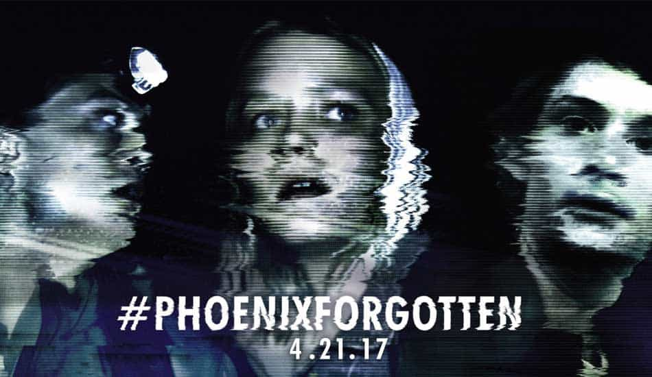 Interview with Justin Barber of Phoenix Forgotten