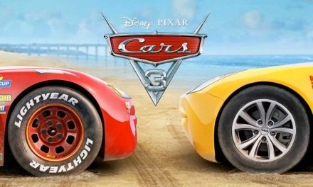 "Take a photo with the stars of ""Cars 3"" including five-time Piston-Cup Champion Lightning McQueen"
