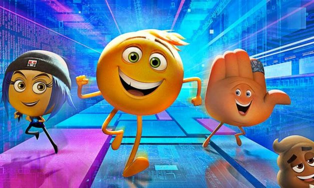 """""""Poop"""", """"Gene"""" AND """"Hi-5"""" Characters from THE EMOJI MOVIE to appear at Phoenix Comicon!"""