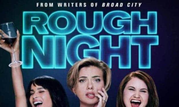 Rough Night Movie Review