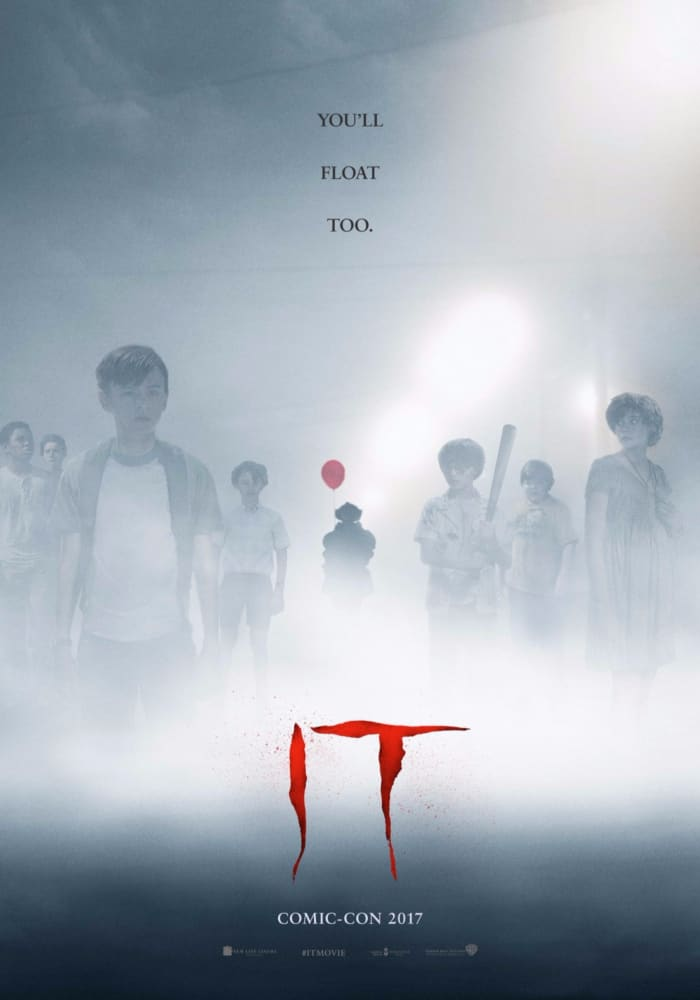 Movie Screening Poster for IT