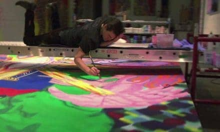 Meet Jim Carrey — the incredible painter and visual artist.
