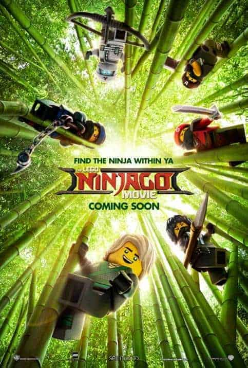 The Lego Ninjago Movie Screening