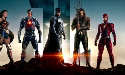 Join the Justice League in a thrilling Virtual Reality experience!