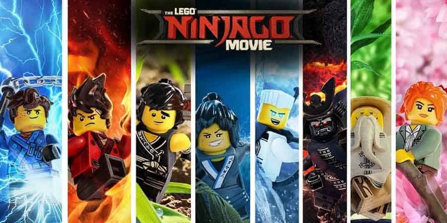 The Lego Ninjago Movie Advance Movie Screening