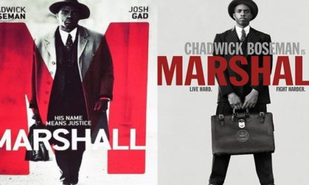 Marshall Movie Review