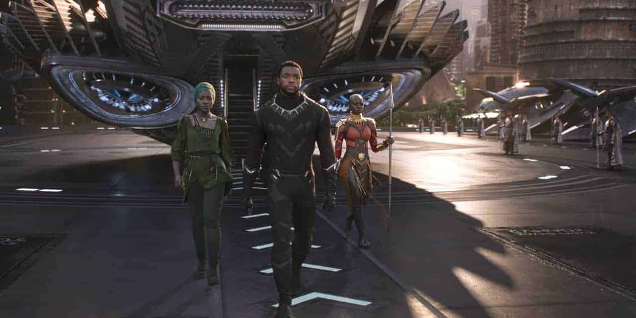 BIG NEWS!! BLACK PANTHER RETURNS TO THE BIG SCREEN BEGINNING FEBRUARY 1st!