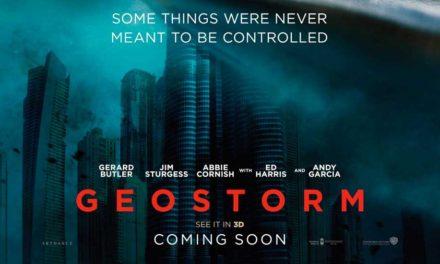Geostorm Advance Movie Screening
