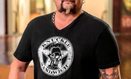 "GUY FIERI IS ON MISSION TO FIND FOOD NETWORK'S NEXT BIG FOOD-ROAD SHOW ON ALL-NEW ""GUY'S BIG PROJECT"""
