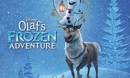 "For You Frozen Fans, ""OLAF'S FROZEN ADVENTURE""  Soundtrack Set for Release on Nov. 3"
