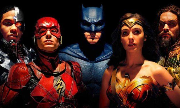 Justice League Advance Movie Screening