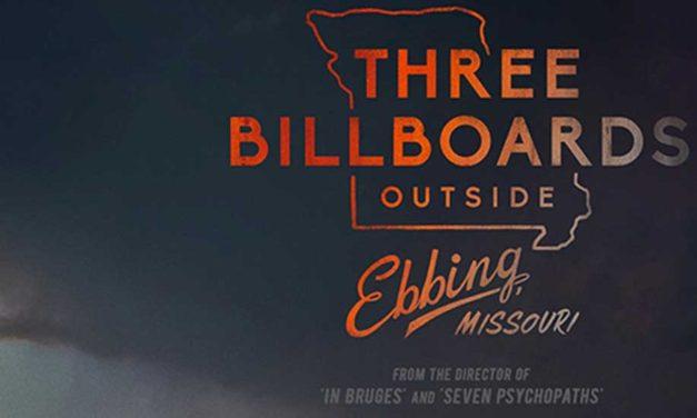 Three Billboards Outside Ebbing, Missouri Advance Movie Screening