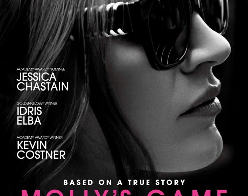 Molly's Game – Movie Review