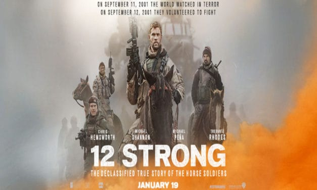 12 Strong Advance Movie Screening