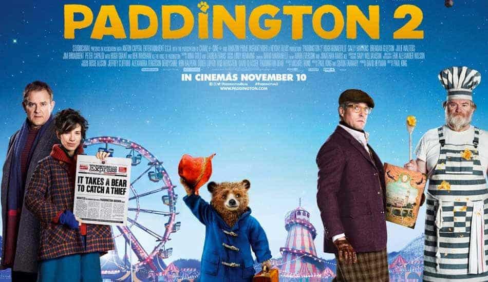 Paddington 2 Advance Movie Screening