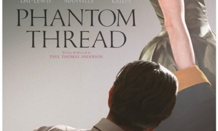 Phantom Thread Movie Reivew