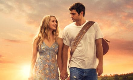 Interview with Alex Roe from Forever My Girl