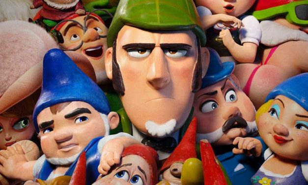 SHERLOCK GNOMES is in theaters March 23, 2018 – New Images!
