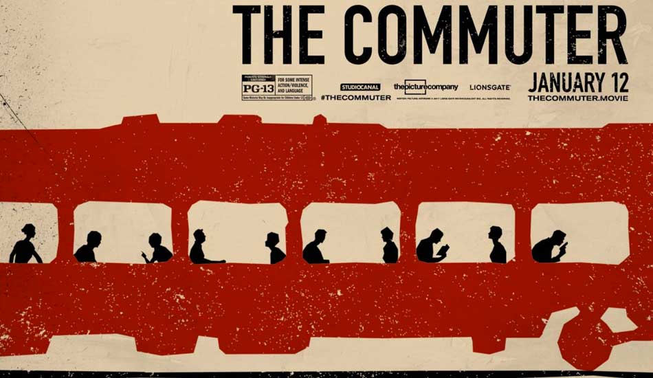 The Commuter Advance Movie Screening