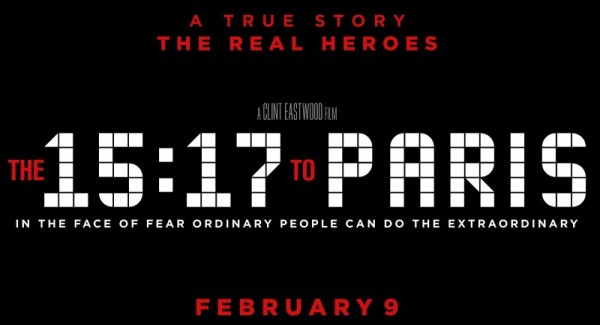 The 15:17 to Paris Movie Review