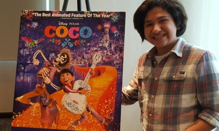 Interview with Anthony Gonzalez from the movie 'Coco'