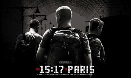 The 15:17 To Paris Advance Movie Screening