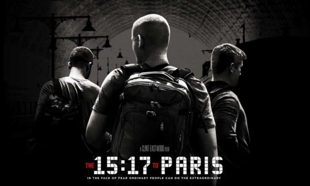 The 15:17 To Paris Advance Movie Screening
