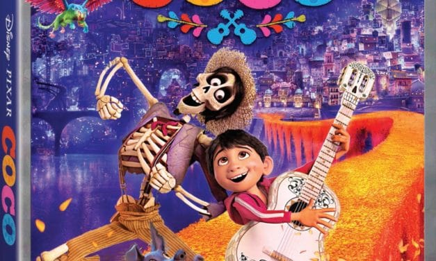Finally, the release of 'Coco' for home viewing is almost here!