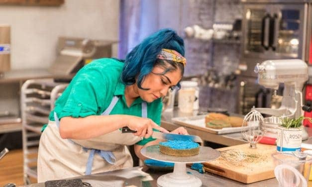 SPRING BAKING CHAMPIONSHIP RETURNS TO MONDAY NIGHTS IN MARCH!
