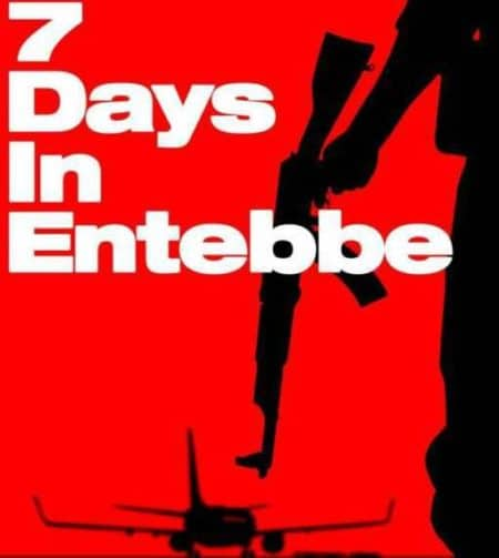 7 Days in Entebbe Movie Review