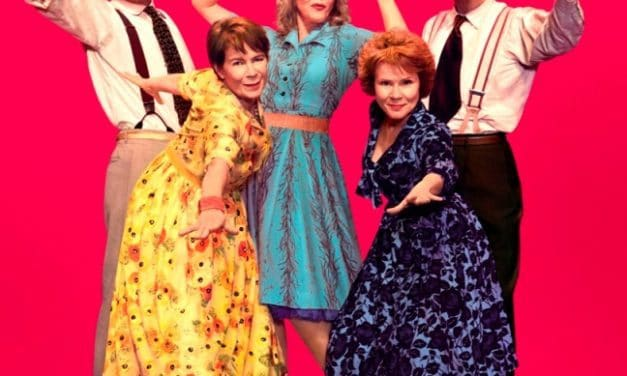 Finding Your Feet Movie Review