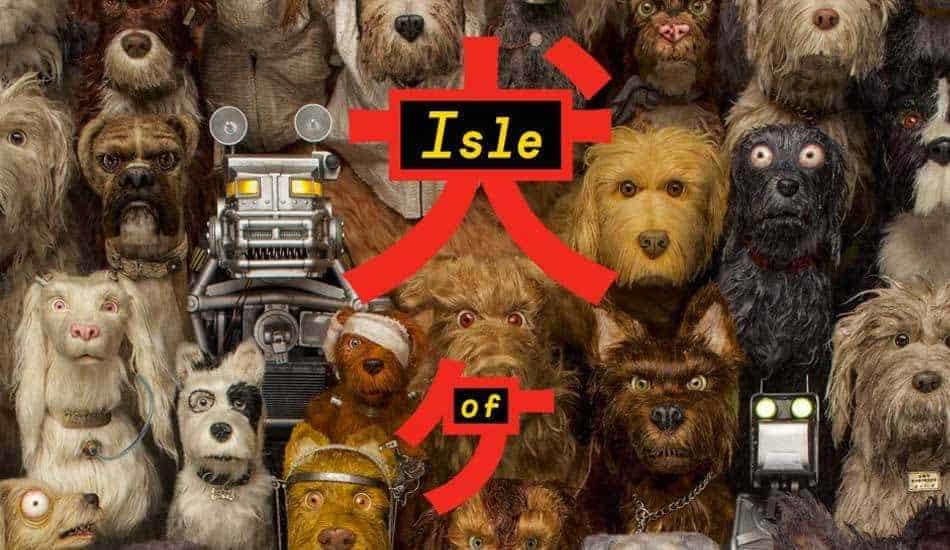 Isle of Dogs Advance Movie Screening