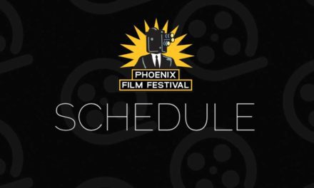 Come to the Opening Night Kickoff for the Phoenix Film Festival on April 5th!