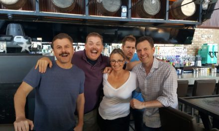 My interview with the gang behind the Super Troopers Franchise! 'Super Troopers 2' comes out tomorrow!!