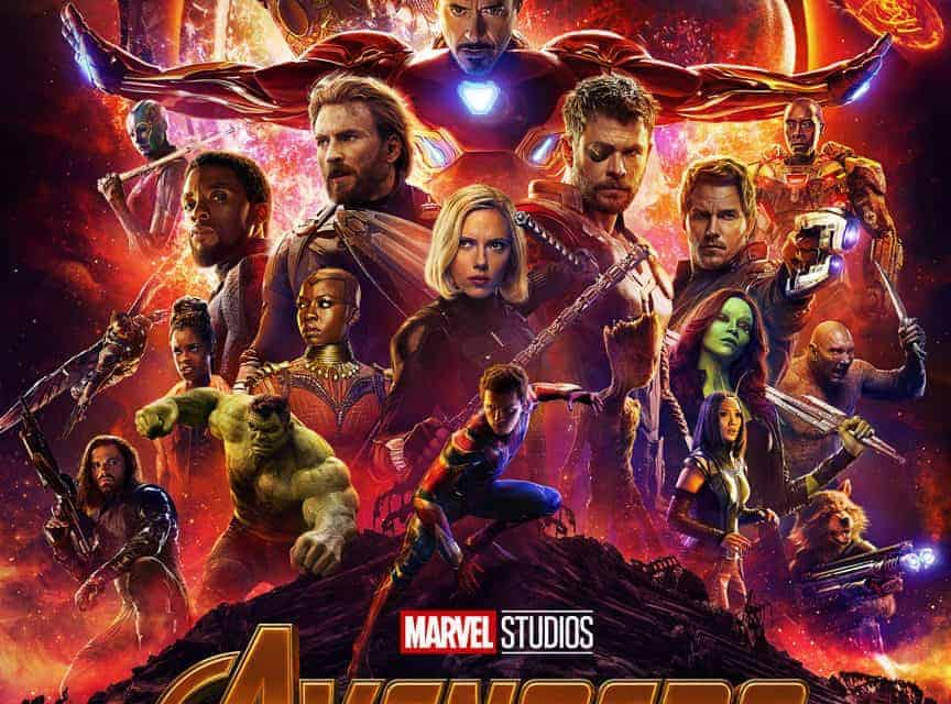"Avengers: Infinity War -""LEGACY"" Featurette Now Available!!"