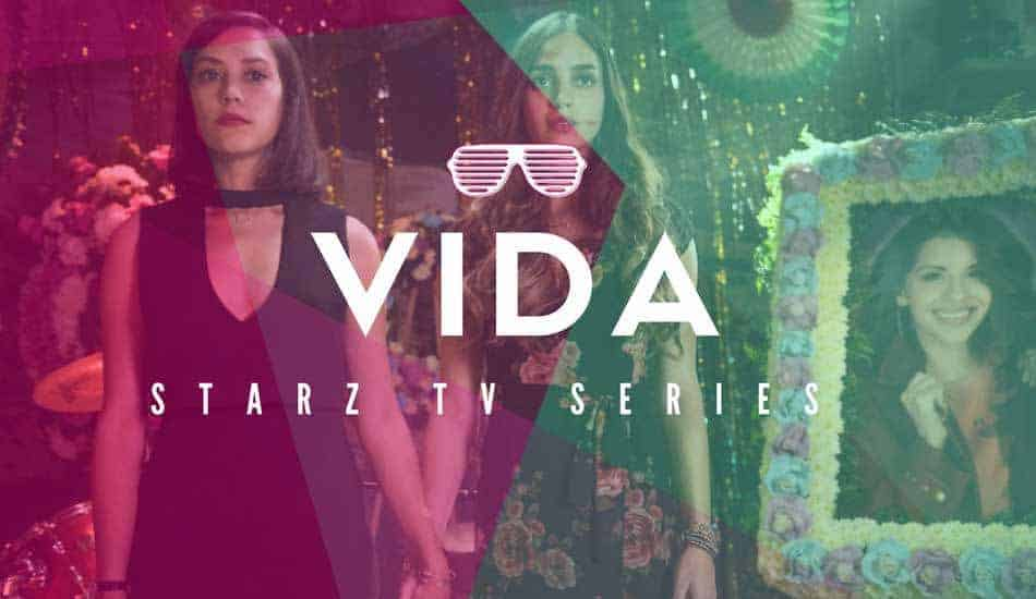 STARZ drama VIDA Advance Screening Viewing Party