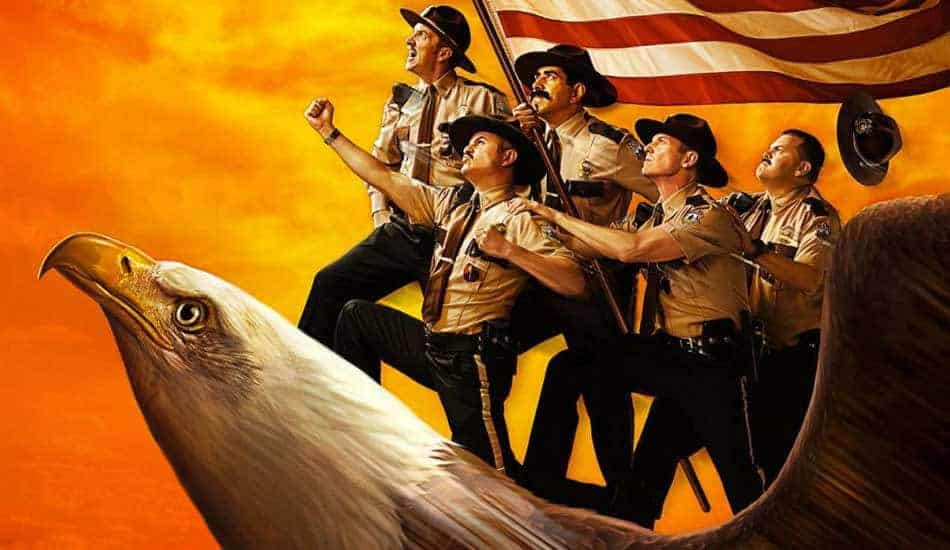 Super Troopers 2 Advance Movie Screening