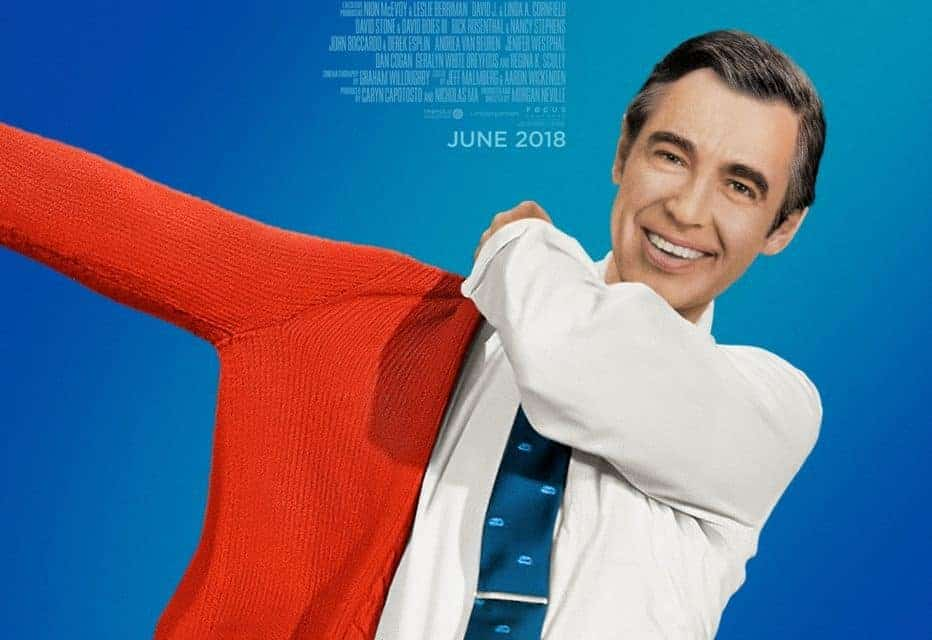 Focus Features will release the must-see 'WON'T YOU BE MY NEIGHBOR?' in select theaters on June 8th