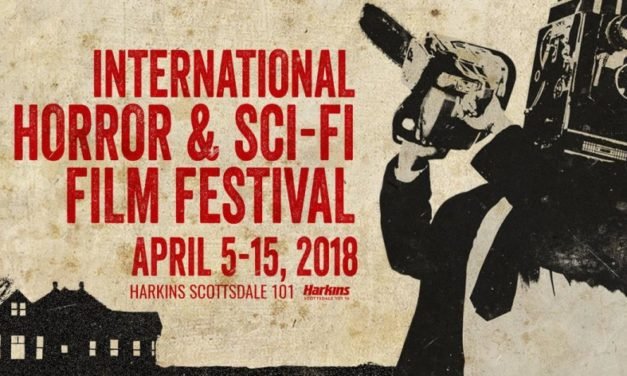 Interview with Monte Yazzie from the International Horror and Sci-Fi Film Festival