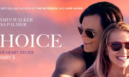 "Talking ""The Choice"" with Nicholas Sparks"